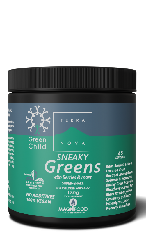 Green Child Sneaky Greens, Super-Shake | 180 gram