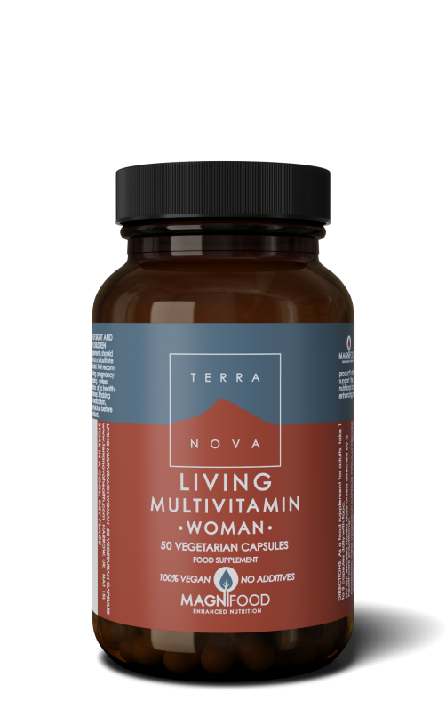 Living Multivitamin WOMAN | 50 capsules